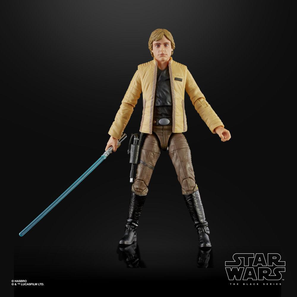 Black Series Luke Skywalker