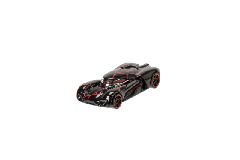 Hot Wheels Kylo Ren