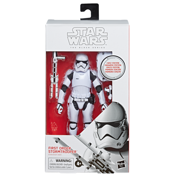 Hasbro First Edition Stormtrooper