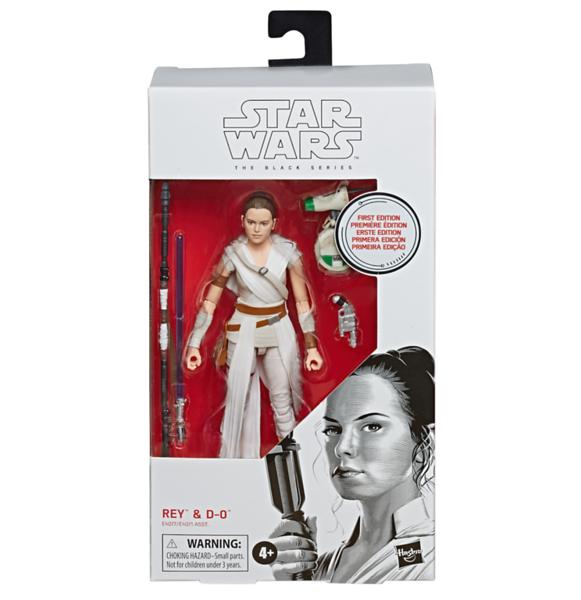 Hasbro First Edition Rey