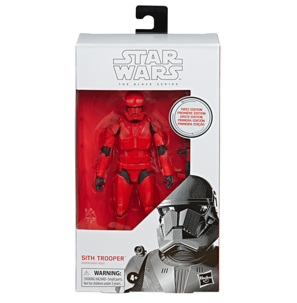 Hasbro First Edition Sithtrooper