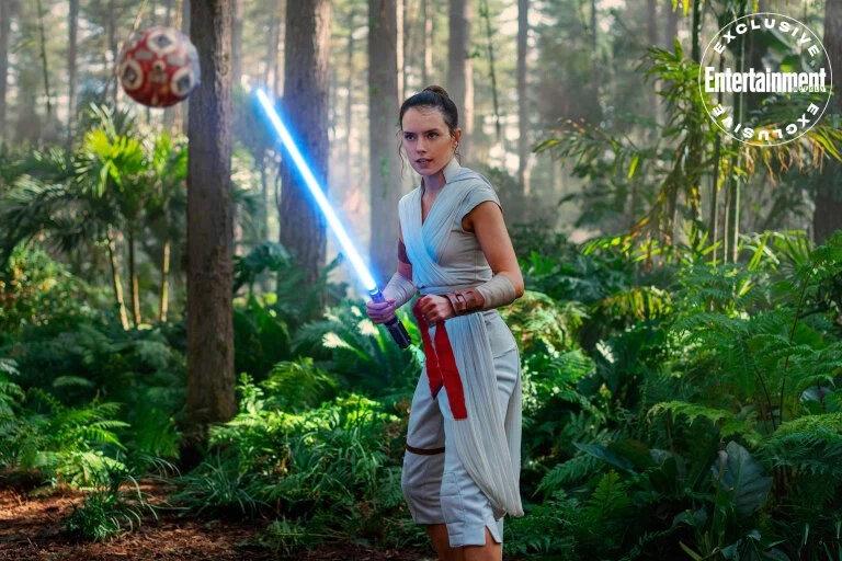 JJ Abrams L'Ascesa di Skywalker
