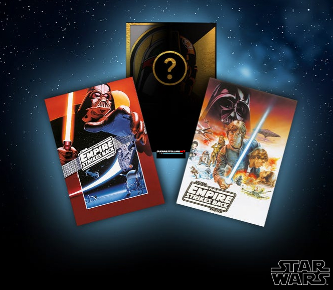 Set Carte LEGO Star Wars