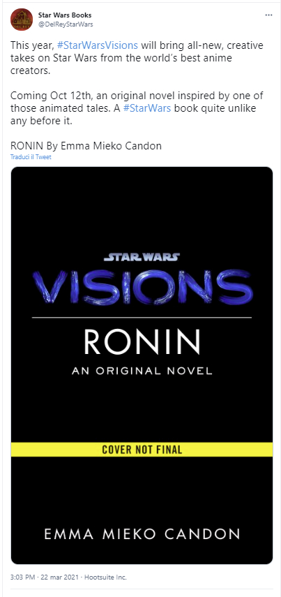 Visions Ronin